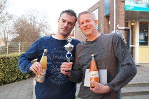 Derde prijs HD Richard Beijer en Arie Appeldoorn